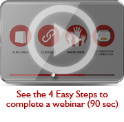 4 Easy Steps to Complete a PDHengineer webinar