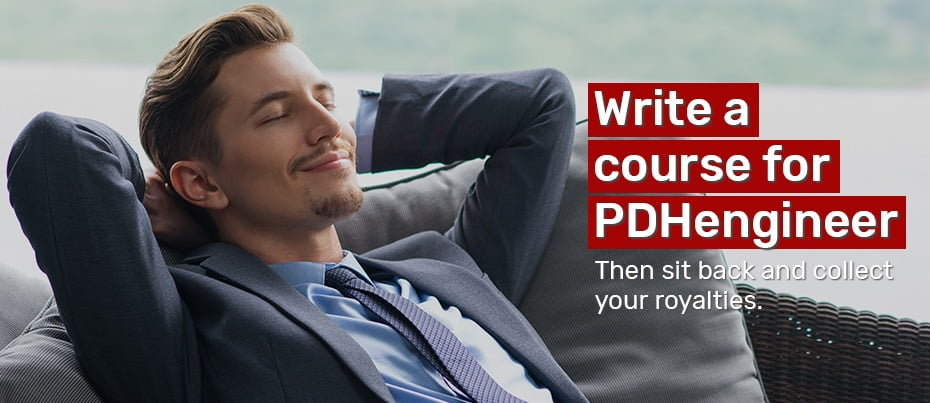 PDHengineer write a course