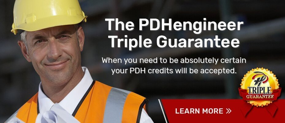 PDHengineer when you need to be absolutely certain your PDH credits will be accepted