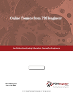 Online courses and webinars from PDHengineer