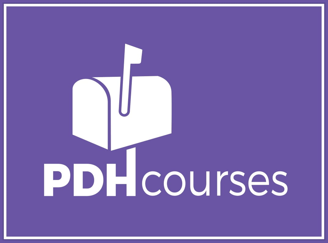 PDHcourses - courses by mail
